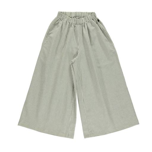 "Monkind - Hose ""Lagoon Palazzo Pants Adult"", white/grey"