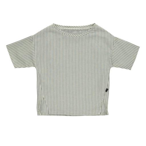 "Mondkind - Blusenshirt ""Lagoon Peasant Blouse"", white/grey"