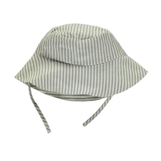 Mondkind - Sonnenhut ''Lagoon Sun Hat'', white/grey