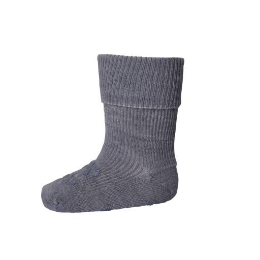 """MP Denmark -Stopper-Socken """"Ankle Dublin Anti-Slip"""", grey"""