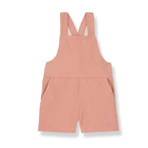"1+ in the Family -Latzhose ""Short Overall, Cefalu"", rose"