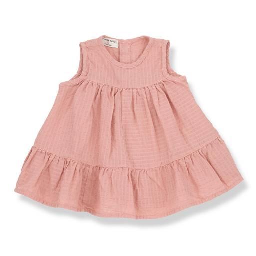 "1+ in the Family - Kleid ""Orio Dress"", rose"
