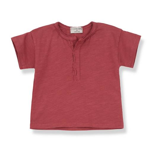 "1+ in the Family - T-Shirt ""Padua Short Sleeve T-Shirt"", red"