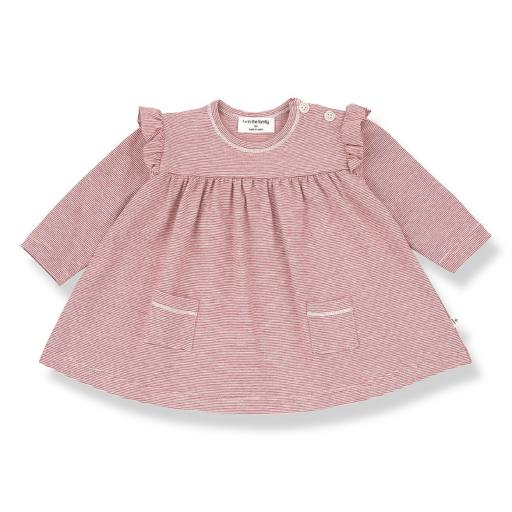 """1+ in the Family - Kleid """"Satuna Dress"""", red"""