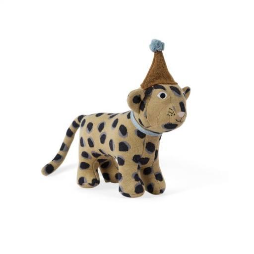 """Oyoy - Kuscheltier """"Baby Elvis Leopard"""""""