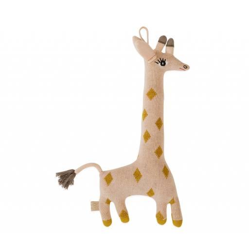 "OYOY - Kissen Darling ""Baby Guggi Giraffe"""