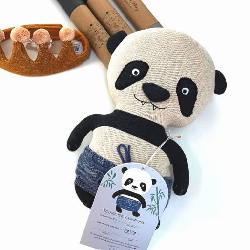 "Kuscheltier ""Ling Ling Panda bear"" multi"