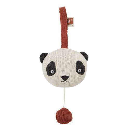"OyOy - Spieluhr ""Panda Music Mobile"", offwhite/black"