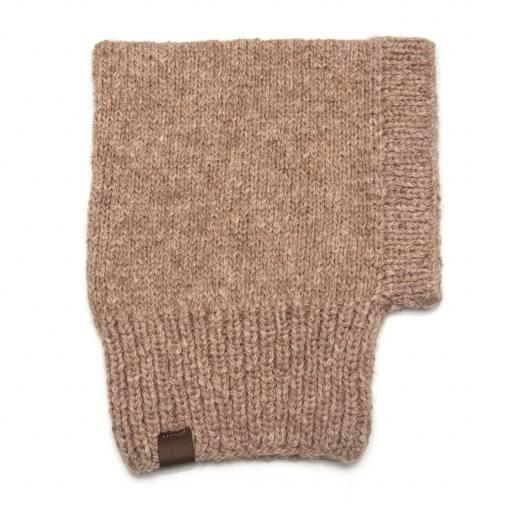 """Schlupfmütze """"Baby Alpaca Hat"""", brown"""