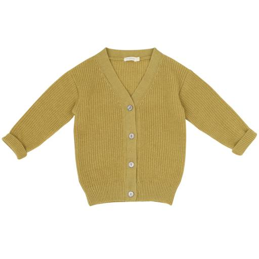 "Phil & Phae - Cardigan ''Cashmere-Blend Knit"", avocado"