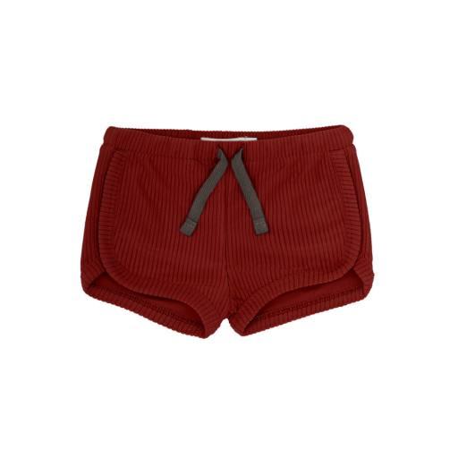 """Phil & Phae - Badehose """"Swim Shorts"""", deepest brick"""