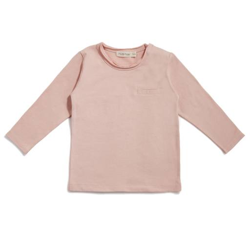 Phil & Phae - Pocket Tee, blush