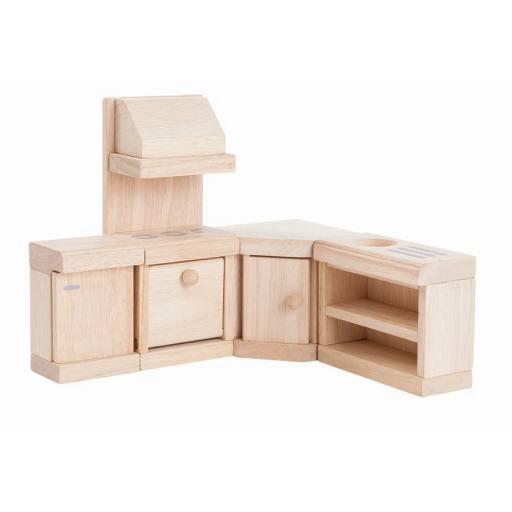 Plan Toys - Puppenmöbel Küche