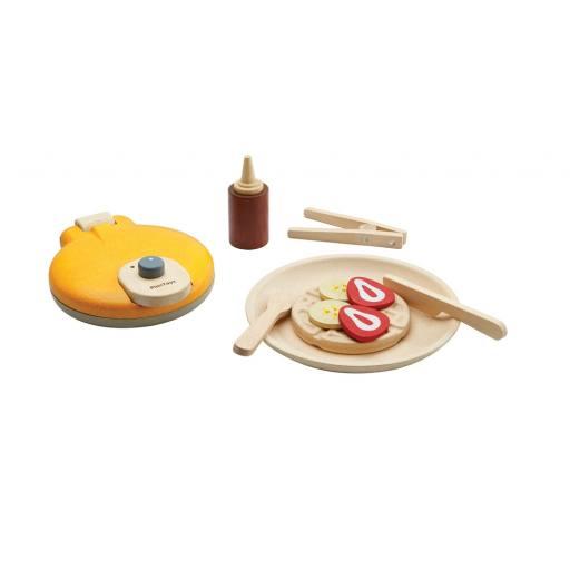 Plan Toys -Waffel-Set