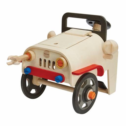 "Plan Toys -Lernspiel ""Motor Mechanic"""