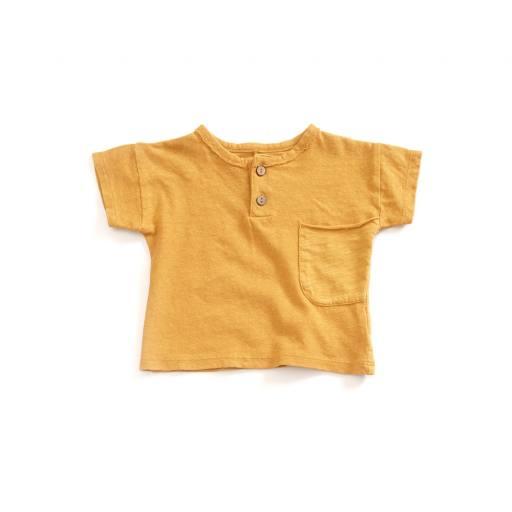 "Play up - T-Shirt ""Flamé Jersey"", sea almond"