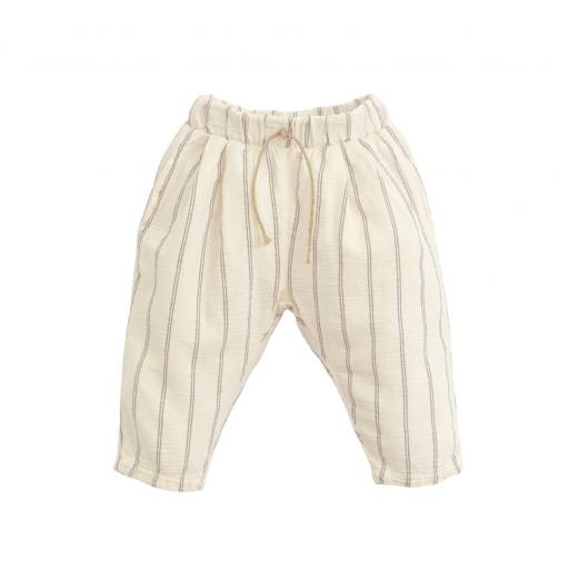 """Play Up - Babyhose """"Striped Woven Trousers"""", dandelion"""