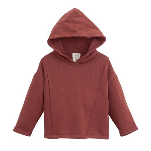 "Play Up - Kapuzenpullover ""Fleece Sweater"", farm"