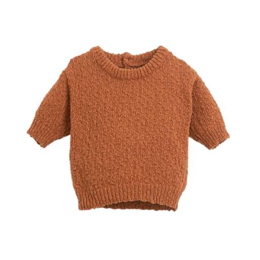 """Play Up - Strickpullover """"Knitted Sweater"""", anise"""
