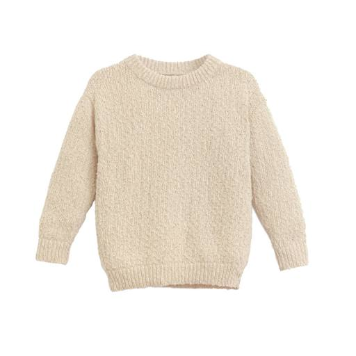 """Play Up - Strickpullover """"Knitted Sweater"""", dandelion"""