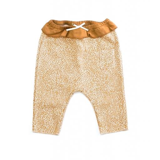 "Play Up - Hose ""Jaquard Trousers"", gemustert"