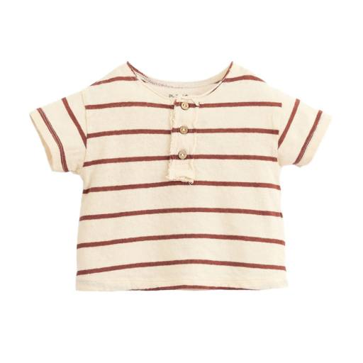 "Play Up - T-Shirt ""Striped Jersey"", farm"