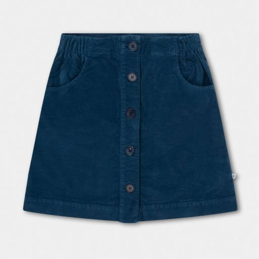 "Respose AMS -Rock ""A Line Skirt"", dark sea blue"