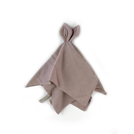 "Saga Copenhagen - Schnuffeltuch ""Snoppa Cuddle Cloth"", mauve"
