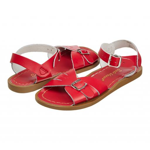 "Salt Water Sandals - Sandalen ''Salt Water Classic Adult"", red"