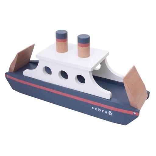 Sebra - Holz-Schiff