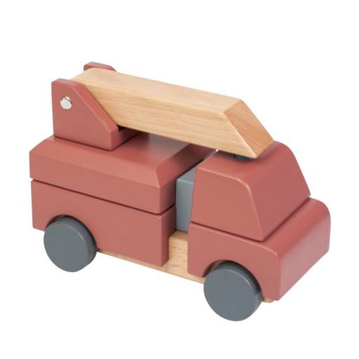 Sebra - Feuerwehrauto, rot
