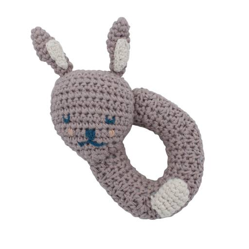 Sebra - Häkelrassel ''Bluebell das Kaninchen''