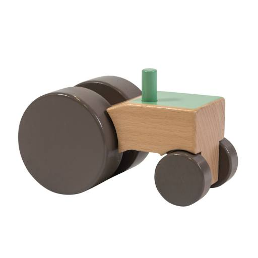 Sebra - Spielzeugtraktor, grün