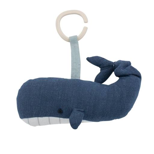 """Sebra - Spieluhr """"Marion der Wal', ocean dive"""
