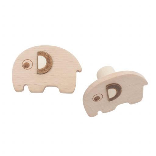 "Sebra - Wandhaken ""Fanto, der Elefant"""