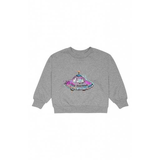 "Soft Gallery - Sweatshirt ""Drew Spaceship"""