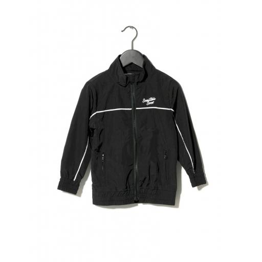 Sometime Soon - Union Tracksuit, black