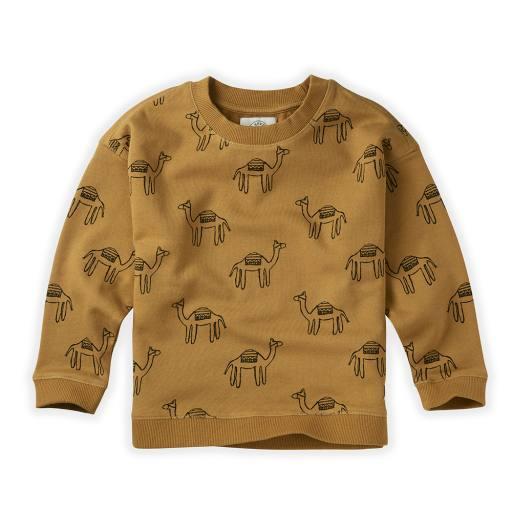 "Sproet & Sprout - Pullover ""Sweatshirt Camel"", desert"