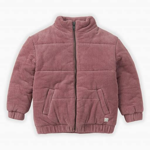 "SPROET & SPROUT - Cord-Winterjacke ""Corduroy Jacket"", mauve"