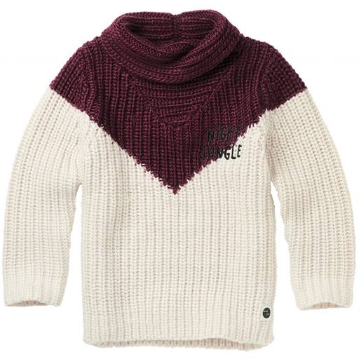 """SPROET AND SPROUD - Pullover """"Sweater Colourblock"""""""
