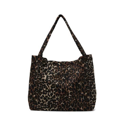 Studio Noos - Umhängetasche ''Brown Jaguar Mom Bag''