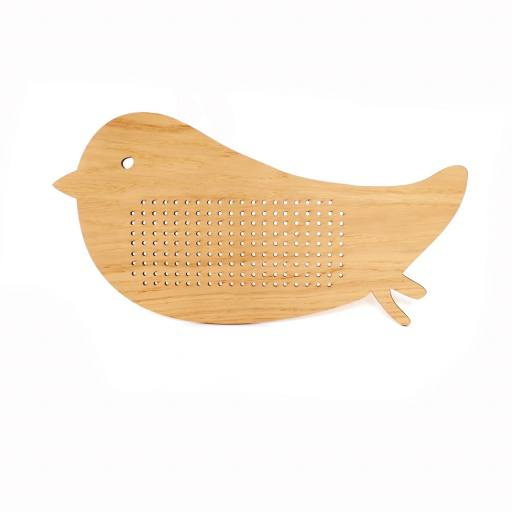 """Ted & Tone - Stickerei-Set """" Embroidery Bird"""""""