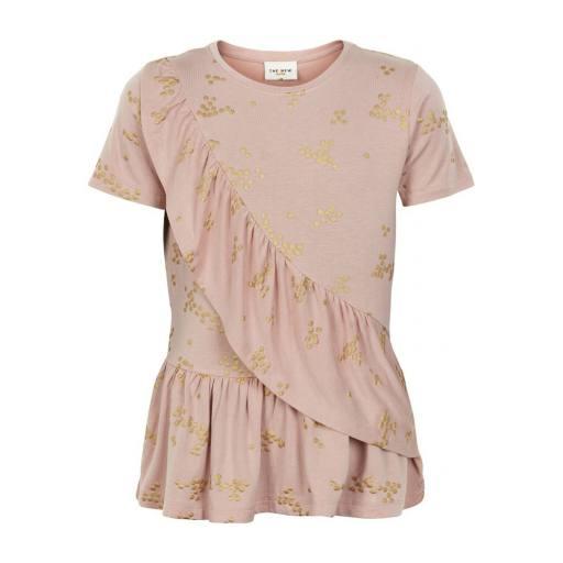 "The New -T-Shirt ""Kim"", altrosa"