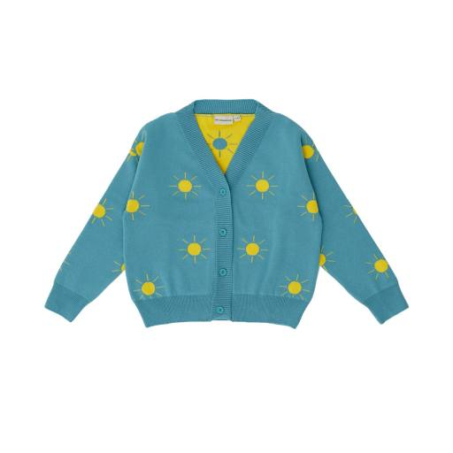 The Campamento - Strickjacke ''Suns Knitted Jacket'', green