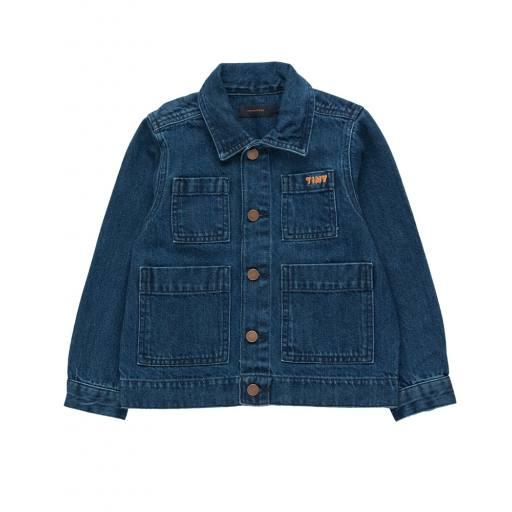 "Tinycottons - Jeansjacke ""Denim Jacket"""