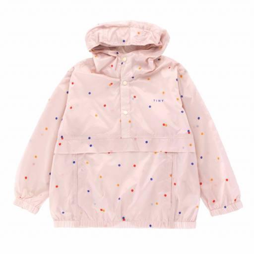 Tinycottons - Windjacke ''Ice Cream Dots'', pastel pink
