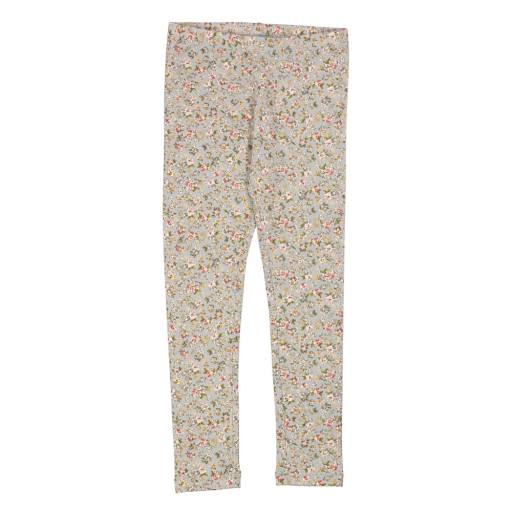 Wheat - Leggings ''Jersey'', dusty dove flowers