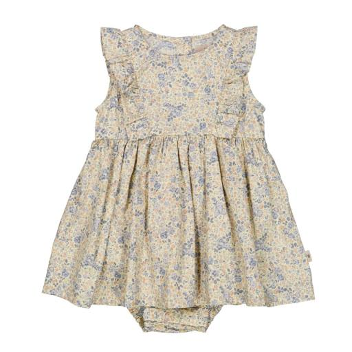 "Wheat - Babykleid ""Dress Suit Sofia"", moonlight flowers"