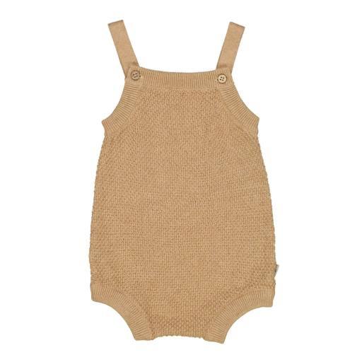 Wheat - Baby Romper ''Vilde'', sand melange