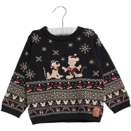 """Wheat - Strickpullover """"Knit Pullover Mickey"""""""